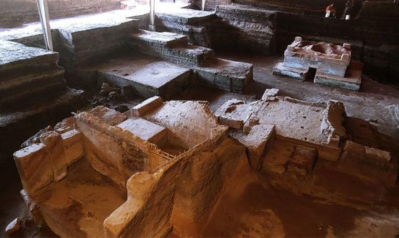 El Salvador Mayan Ruins